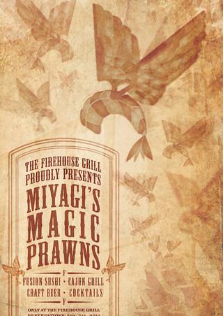 Flying Miyagi's Circus