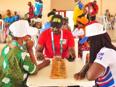 20th National Sports Festival - Edo 2020 Ayo Championships