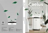 台灣威力 產品型錄設計|空氣清淨機視覺型錄設計
