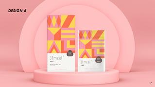 31MEAL參壹餐  logo整體設計|簡易版CIS設計|品牌設計|名片設計|包裝設計|代餐包裝設計|形象設計|Banner設計