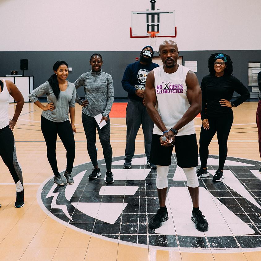 Free Pop-Up Workout