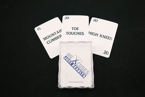 Workout Cards