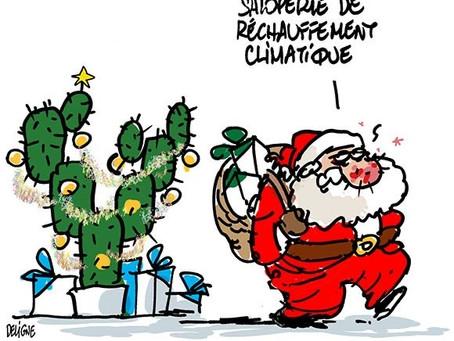 C'est obligé les déco de Noël ?