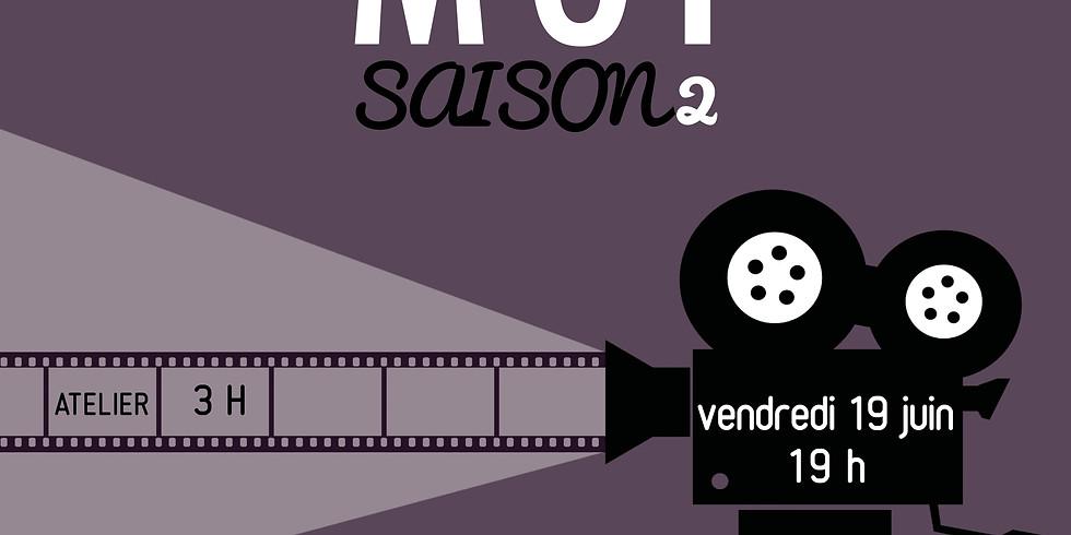 """ATELIER PARTICIPATIF : """"Moi, Saison 2"""""""