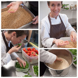 ma cantine buissonniere - Mathilde en cuisine juillet 2016 - 4 photos.jpg