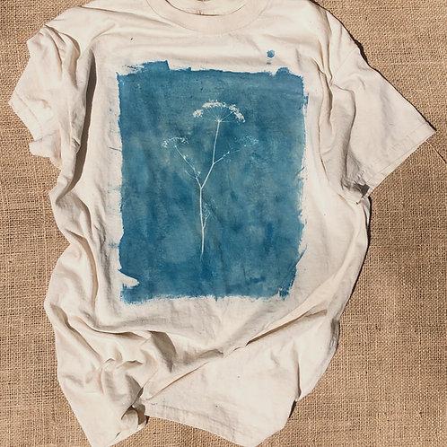 Dill Cyanotype T Shirt