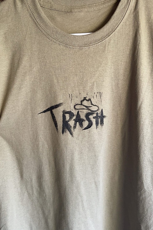 Cowboy Trash T Shirt