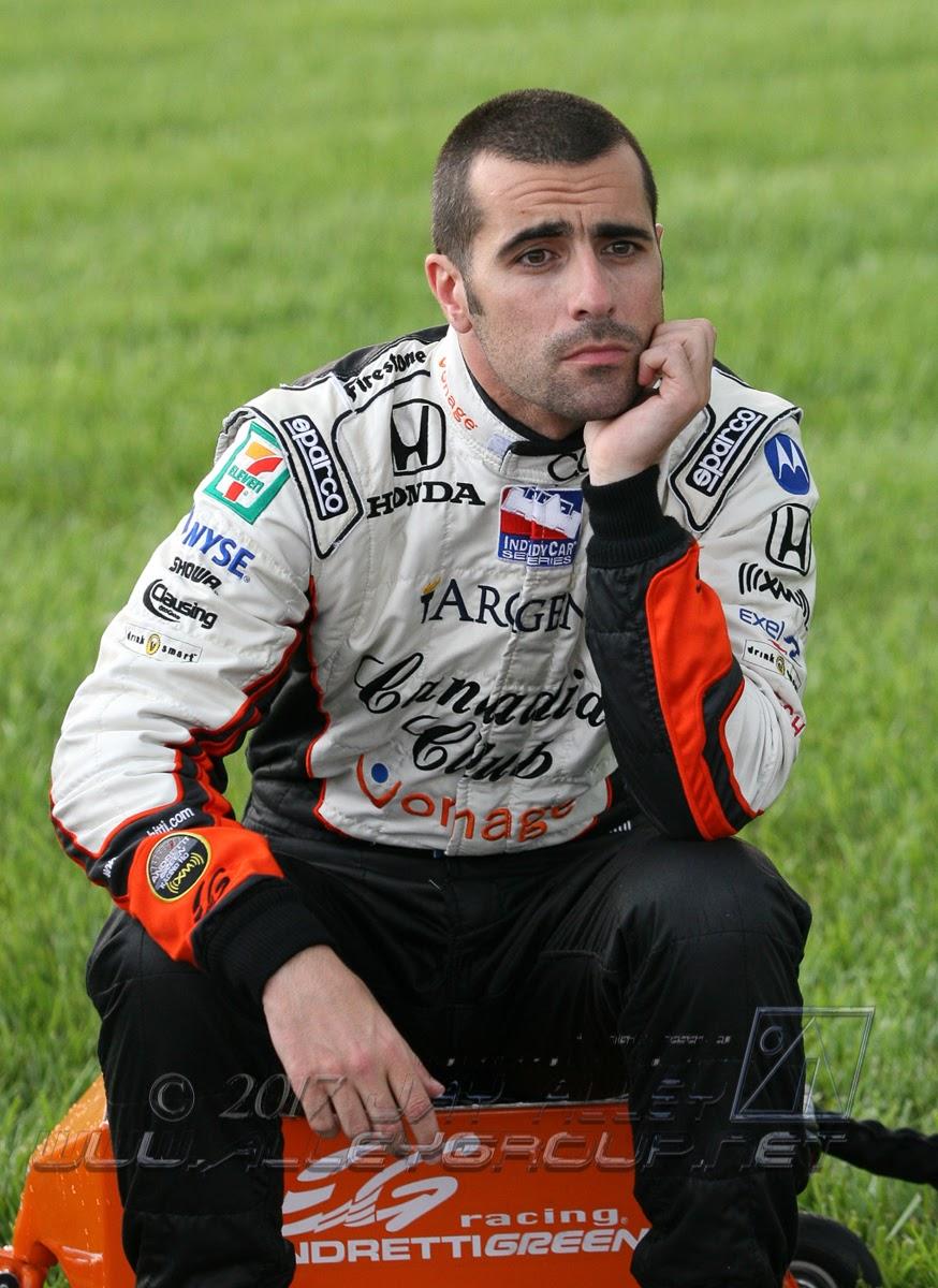 Dario pre race 2090 jalley