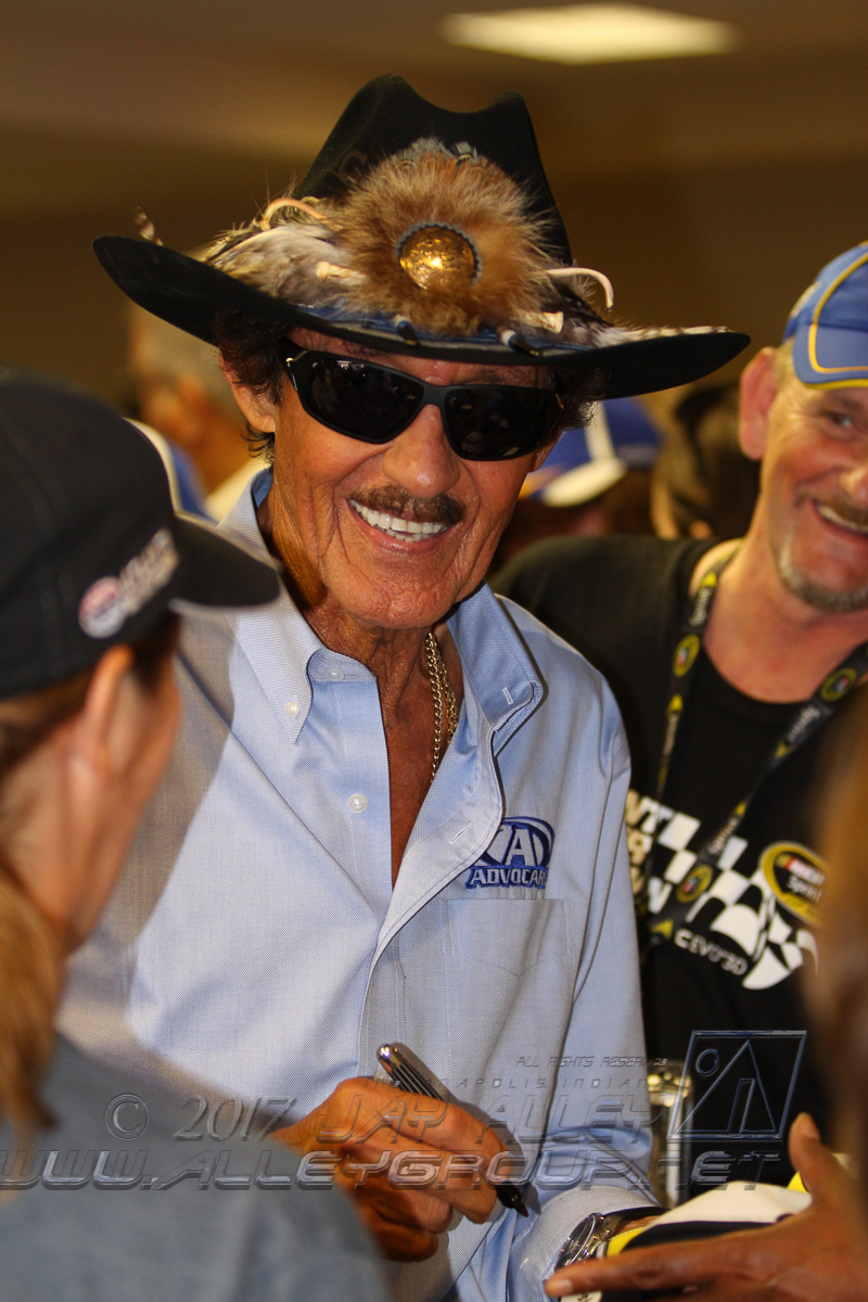 Richard Petty IMG_0783 Photo by Jay Alley