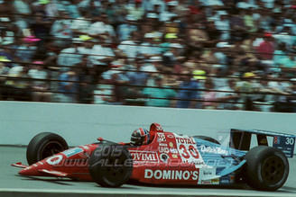 Photo by Jay Alley 1991 Indy 500 (3) Arie Dominos.jpg