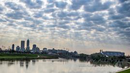 Photo by Jay Alley Indy Skyline 04182009