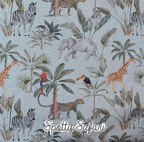 Spotty Safari - Napa Romper