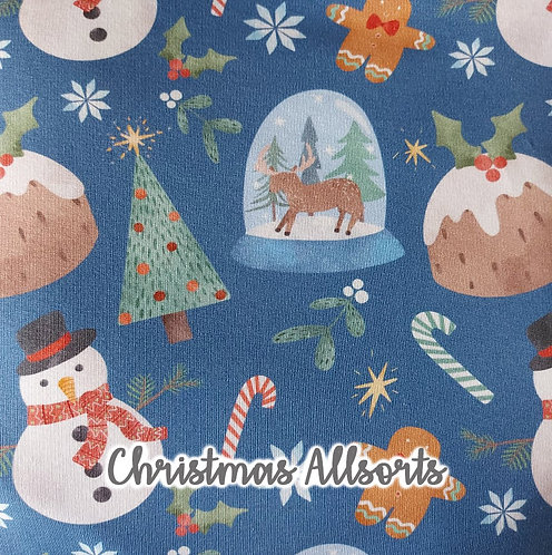 Christmas Allsorts - Twirly Dress