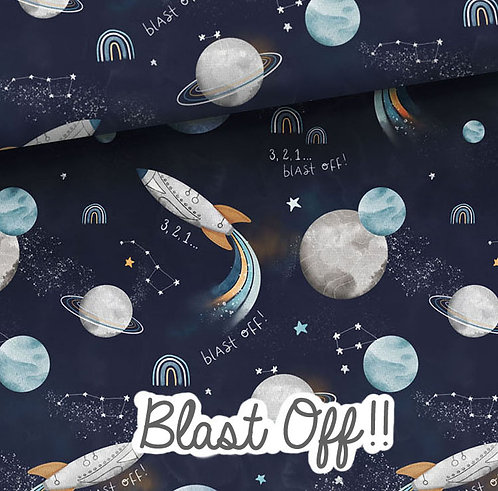 Blast Off!! - Hoodies