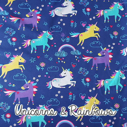 Unicorns & Rainbows - Unicorn Or Dinosaur Dress