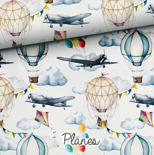 Planes - Birthday Loungewear Sets