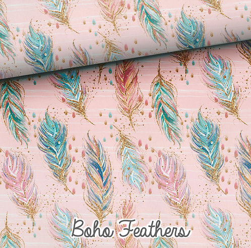 Boho Feathers - Birthday Loungewear Sets