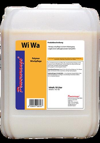 Wi-Wa Polymerwischpflege 10lt.