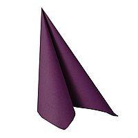 Tissue-Servietten 38x38, 1/4 Falz, violett, 1440 Stk pro Karton