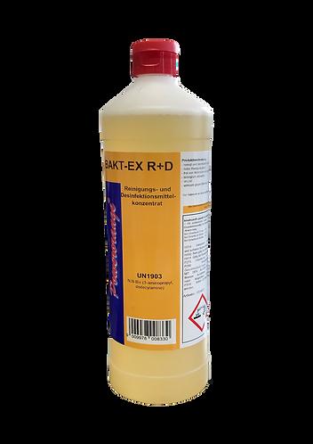Bakt-EX R+D Desinfektionsreiniger 1lt.