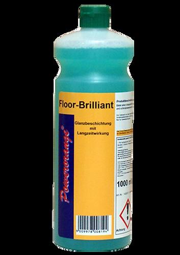 Floor Brilliant 1lt Wischpflege für PVC und Linoleumböden