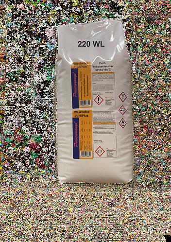 Wäschefee ProfiPlus Vollwaschmittel  15kg für 220WL