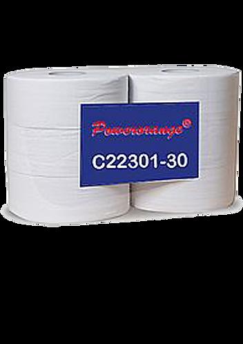 Jumbo Eco WC-Papier Recycling 2 lg 6 Rollen pro Pkg