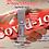 Thumbnail: HyDeSt mini Desinfektionsständer für jeden Tisch