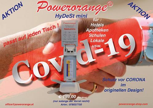 HyDeSt mini Desinfektionsständer für jeden Tisch