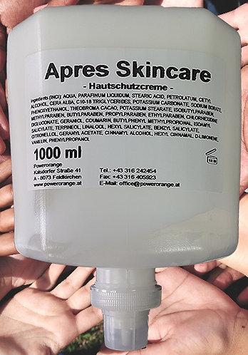 Apres Skincare new Hautpflegecreme     6x 1l im Karton für Spender