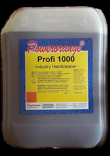 Profi Industrie Handcleaner 10lt.