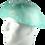 Thumbnail: Haarnetz  100 Stk/Pkg
