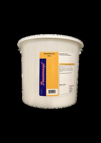10 kg Eimer Regeneriersalz (fein)