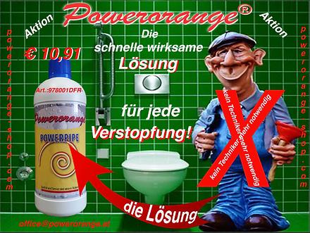 Powerpipe Rohrreiniger