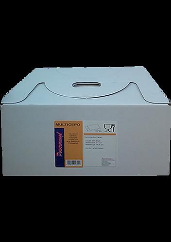Multicepo Basic weiß Handbox,  360 Tücher/Karton