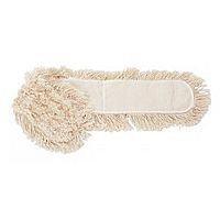 Feuchtwischbezug 190g, 60 cm, Schlinge/Franse mit Taschen