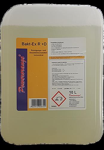 Bakt-EX R+D Desinfektionsreiniger 10lt.