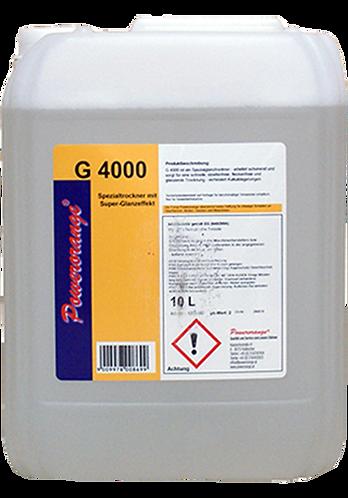 G4000S 10lt.  Glanztrockner