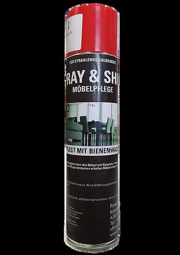 Spray & Shine Möbelpflege