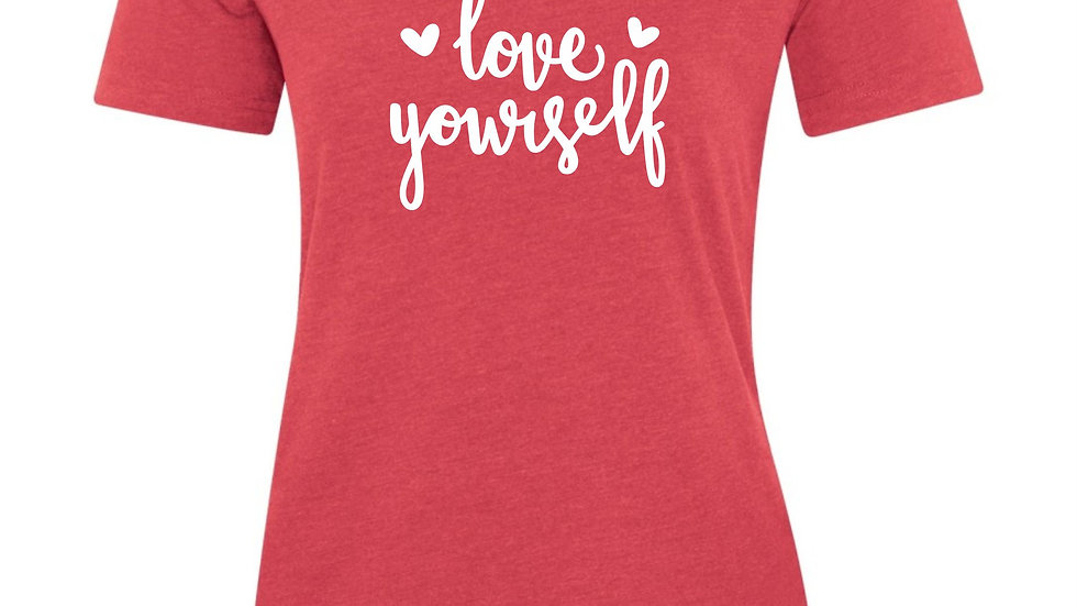 Love Yourself Womens Element Tee