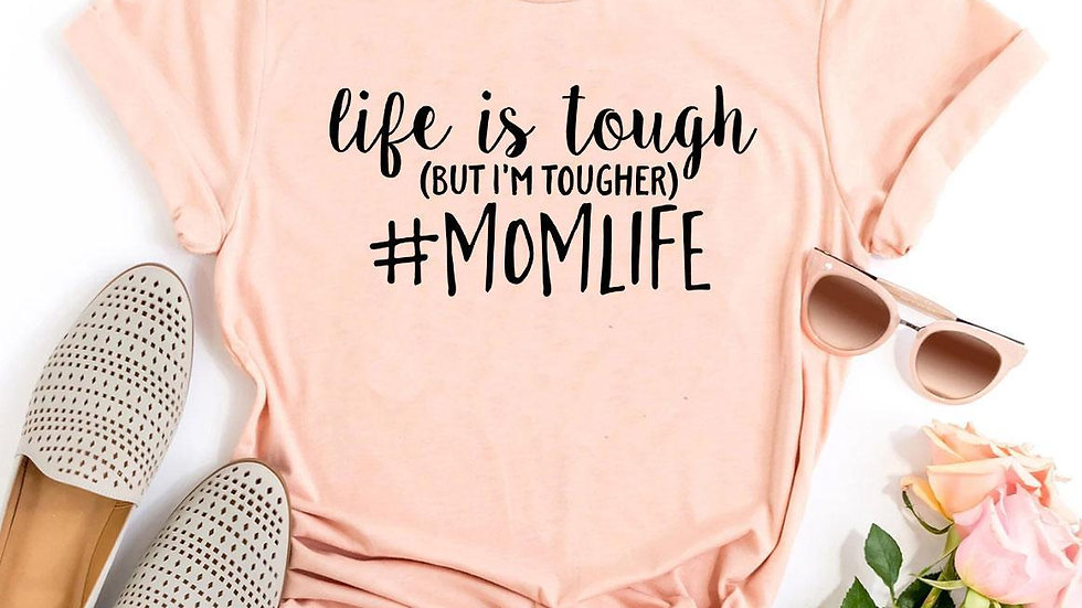 #Momlife T-shirt