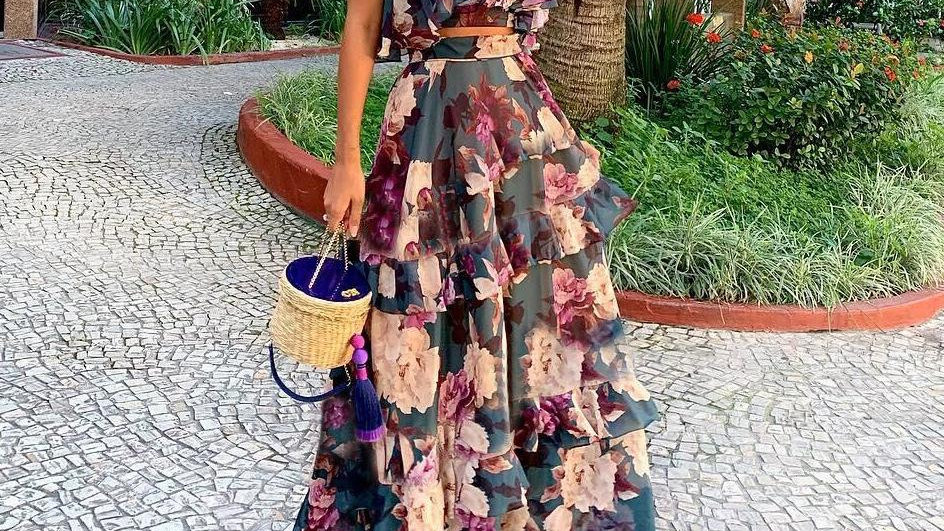 Women Spring Summer Dress Sleeveless 2 Piece Set Bohemian Dresses
