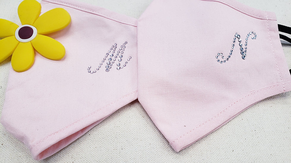 Breast Cancer Antimicrobial Mask