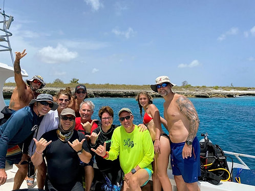 Bonaire Expedition - 8 days (Deposit only)