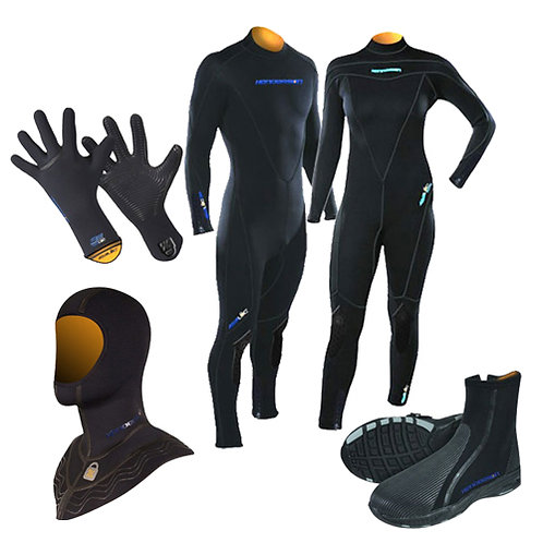 Basic Scuba Soft Gear Package - Student
