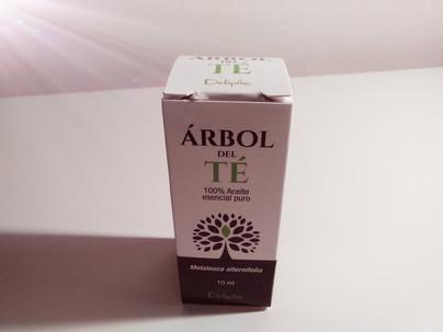 Propiedades del aceite de árbol de té