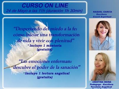CURSO ONLINE DE DESARROLLO PERSONAL Y ESPIRITUAL