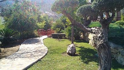 Jardín Bienquerido Málaga