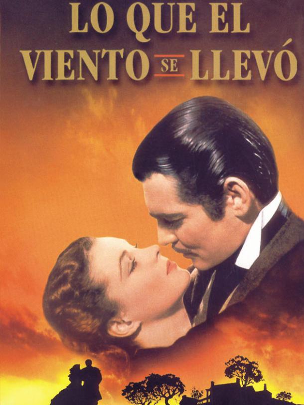 Cover Lo Que El Viento se Llevó