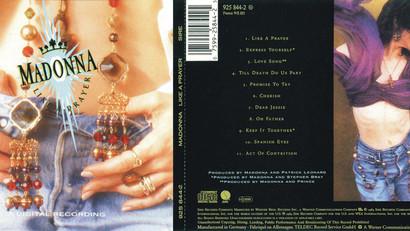 Like a prayer (Madonna)